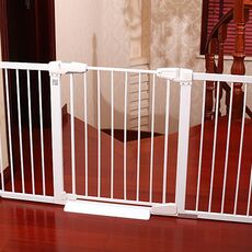 Baby Fence Gate Folding Safety baby safety gate Isolated Network Playpen For Dog Cat Baby Isolated Home Door Fence Accessories