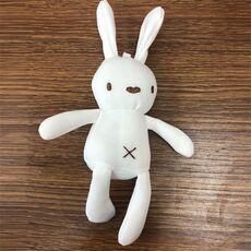 20cm Cute plush toy rabbit doll cute rabbit baby girl gift soft kawaii stuffed plush bunny toy christmas gift plush baby toy