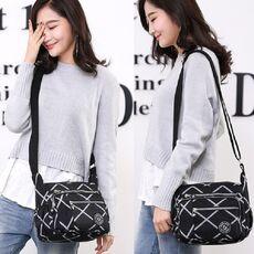 Hot Sale Women Handbags Messenger Bag Waterproof Cloth Bag Good Quality Diagonal Bag Shoulder Bag And Collect Wallet