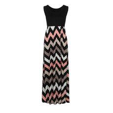 2020 Summer Women Dress Striped Design Long Boho Dress Lady Sleeveless Beach Summer Sundrss Maxi Dress Female Sexy Clothing