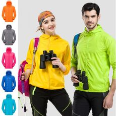 Men Women Raincoat Hiking Travel Waterproof Windproof Jacket Outdoor Bicycle Sports Quick Dry Rain Coat Sunscreen Unisex #0825