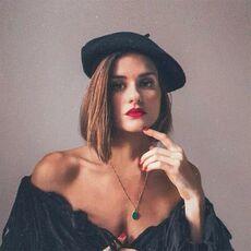 Winter Warm faux Wool Beret Women Girls French Artist Beanie Hat Cap red black purple beige orange Kawaii Flat Top caps warmers