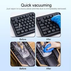 Keyboard Cleaning Gel Crystal Magic Universal Cleaning Keyboard Cleaner Glue All-Purpose Cleaner Household Cleaning Chemicals