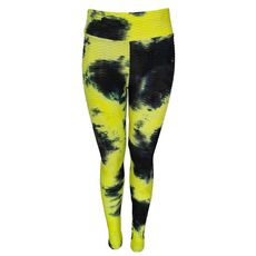 Net celebrity hot selling sports hip-lifting fitness pants sexy ladies tie-dye jacquard hip-lifting yoga leggings running pants