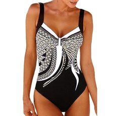 Swimwear Women 2020 One Piece Swimsuit Push Up Sexy Bathing Suit Women Swimming for Beach Wear Monokini Plus Size Swimwear 3XL