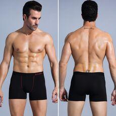Boxer Men Boxer Shorts Men Underwear Male Men's Underwear Boxers Homme Cotton Boxershorts Panties Underpants Man for Family Sexy