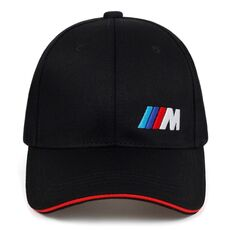 Men Fashion Cotton Car logo M performance Baseball Cap hat for cotton fashion hip hop cap hats