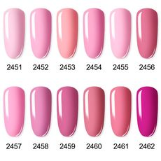 ROSALIND Gel Polish Set UV Vernis Semi Permanent Primer Top Coat 7ML Poly Varnish Gel Nail Art Manicure Gel Lak Polishes Nails