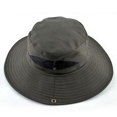 Solid color sun hats for men Outdoor Fishing cap Wide Brim Anti-UV beach caps women Bucket hat Summer Hiking camping bone gorros