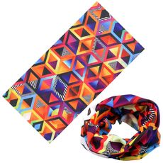 Outdoor Hiking Bandana Scarves Riding Camping Neck Gaiters Climbing Scarf Men Women Headwear Decorations Cover For Neck Bandanas