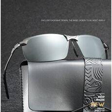 Photochromic Sunglasses Men Polarized Driving Chameleon Glasses Male Change Color Sun Glasses Day Night Vision Driver's Eyewear