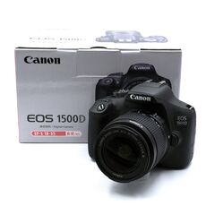 Canon 1500D / 2000D / Rebel T7 DSLR Camera with 18-55mm Lens -24MP - Video -WiFi canon camera