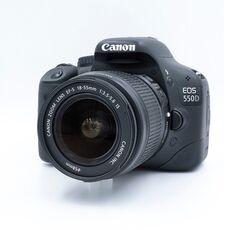 Canon 550D DSLR Cameras Digital Camera with 18-55mm Lens Kits  (New)