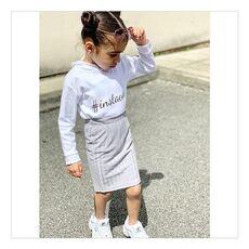 Fashion Kids Girls Skirts Baby Gold Velvet Princess Costume Wedding Party Pleated Solid Long Skirt Children Clothing