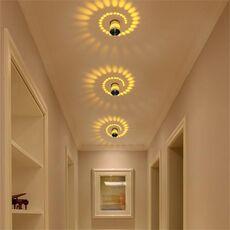 LED Downlight Ceiling Surface Mount LED Light Modern KTV Bar Party Light RGB Spot light for Corridor Living Room Light Fixture