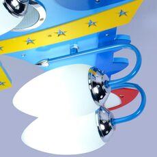 Led Ceiling Light With Bluetooth Music Baby Room Girl Lamp Boy Room Ceiling LIght For Kids Room Bedroom Children's Room Lamp