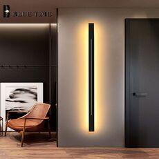 New Arrival Black gold finished LED Ceiling Chandelier For Living Study Room Bedroom Aluminum Modern Chandelier