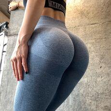 Seamless Yoga Pants Push Up Leggings For Women Sport Fitness Yoga Legging High Waist Squat Proof Sports Tight Workout Leggins
