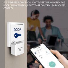 Wireless APP Remote Controls Intelligent Switch BT Switch Remote Controls Electronic Panel Home Appliance Switch Bot Button