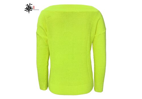 Sexy Elegant Knitted Woman Sweaters Slash Neck Pullover Sweater Women Autumn Fall 2020 Women Knit Pull Femme Jumper Sueter Mujer